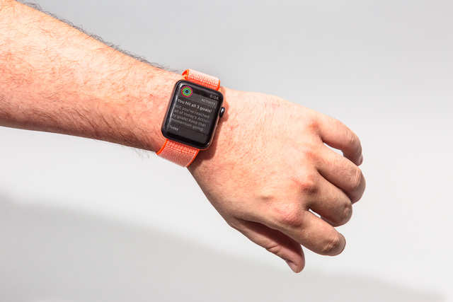 A new Apple Watch that can track your sleep