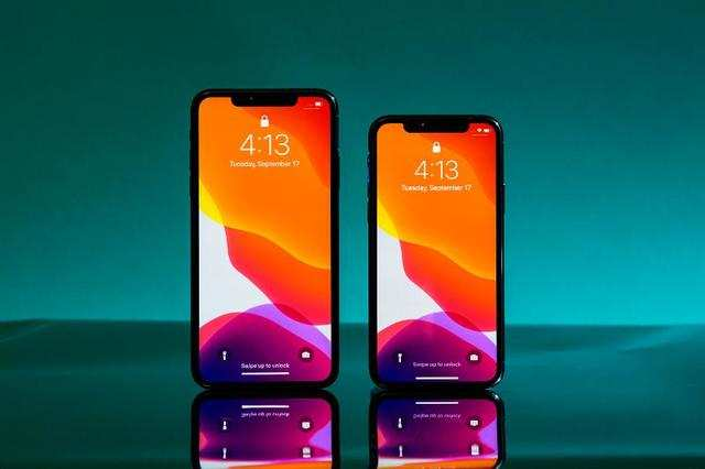 The iPhone 12 and iPhone 12 Pro, which may come in two new sizes and support 5G