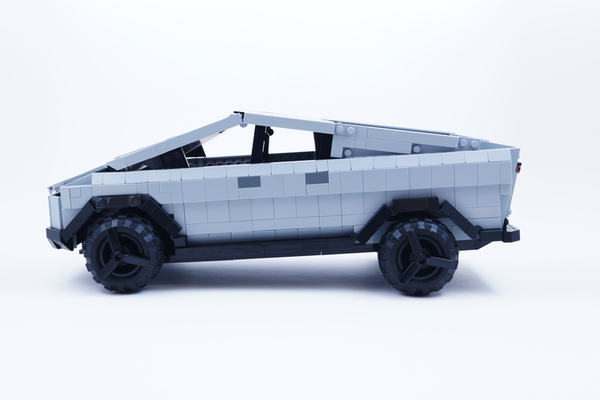 You might be able to build your own Cybertruck if LEGO and ...