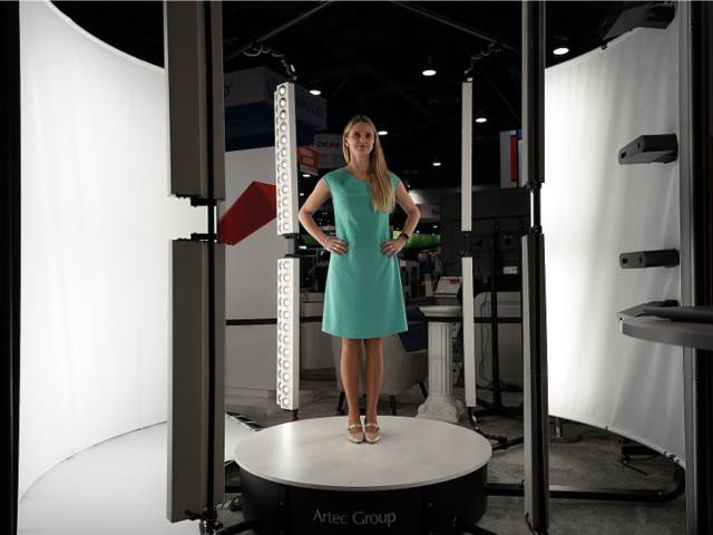Body scanning and smart mirrors