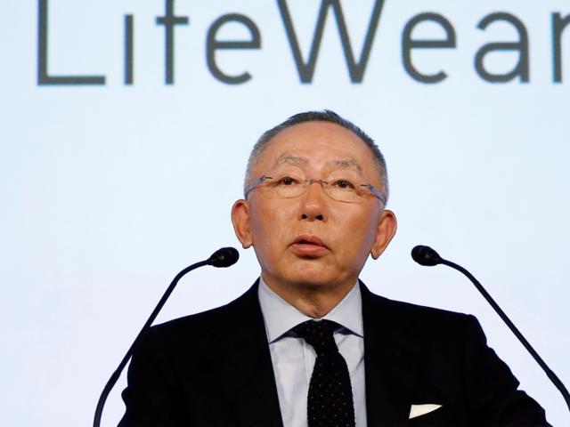 5. Tadashi Yanai: $29.8 billion