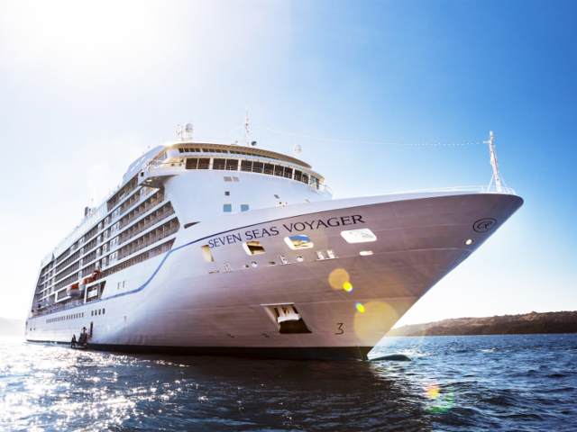 Istanbul, Turkey, to Athens, Greece, on the Regent Seven Seas Voyager