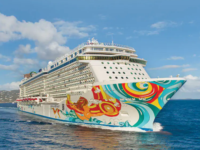 New Orleans round trip to the Caribbean on the Norwegian Getaway