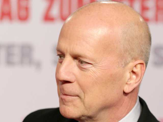 """Actor Bruce Willis admitted that he's a """"huge fan"""" of Costco."""