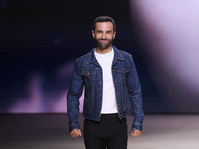 From 1990 to 1992, Nicolas Ghesquière, the now artistic director at Louis Vuitton, worked as an assistant to Gaultier.