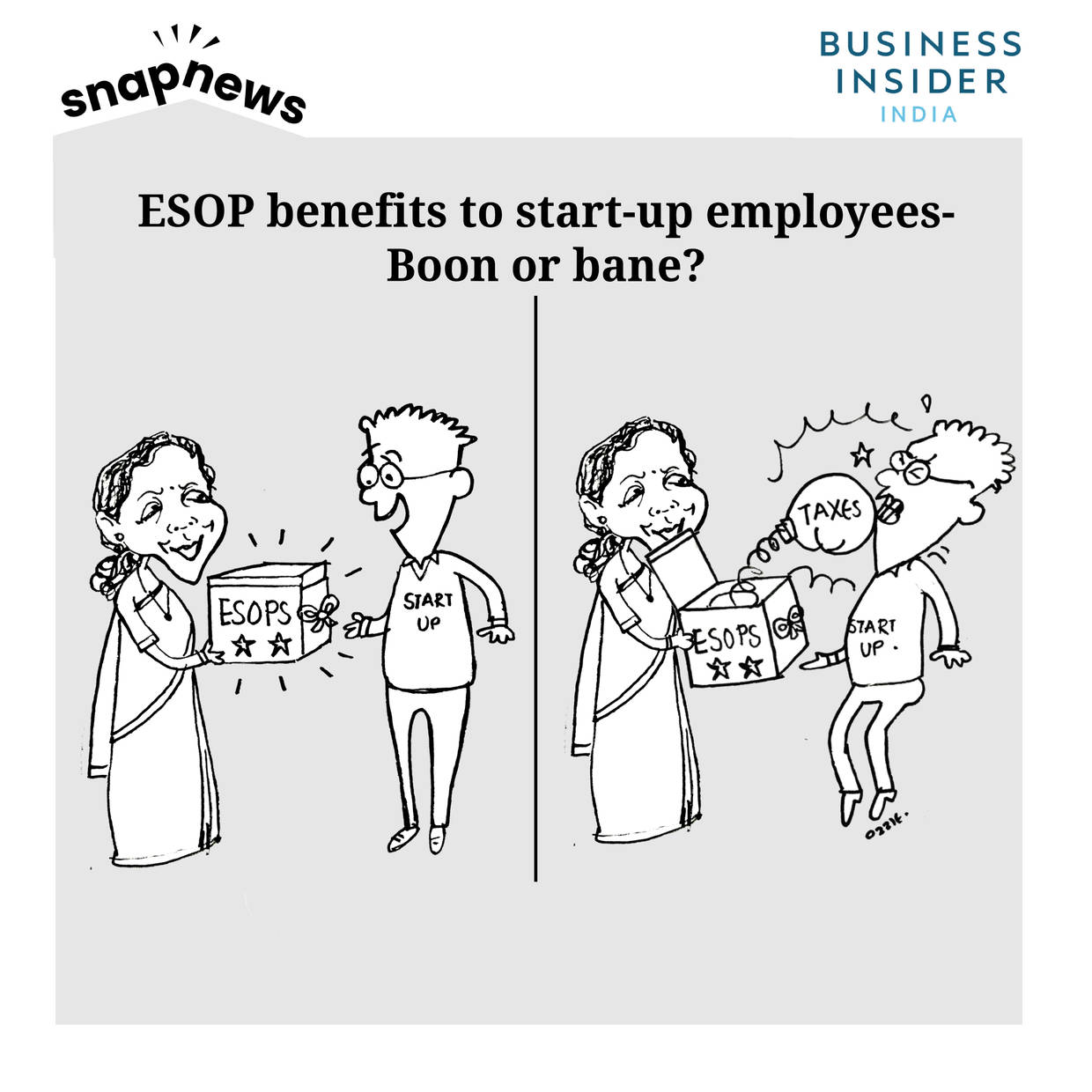 There are serious flaws in Budget 2020's ESOP gift for startups