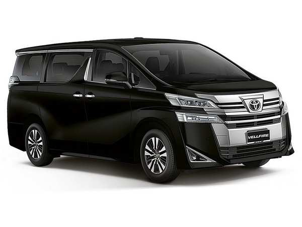 Upcoming Toyota Cars In India Vellfire Premium Mpv To Launch On February 26 Business Insider India