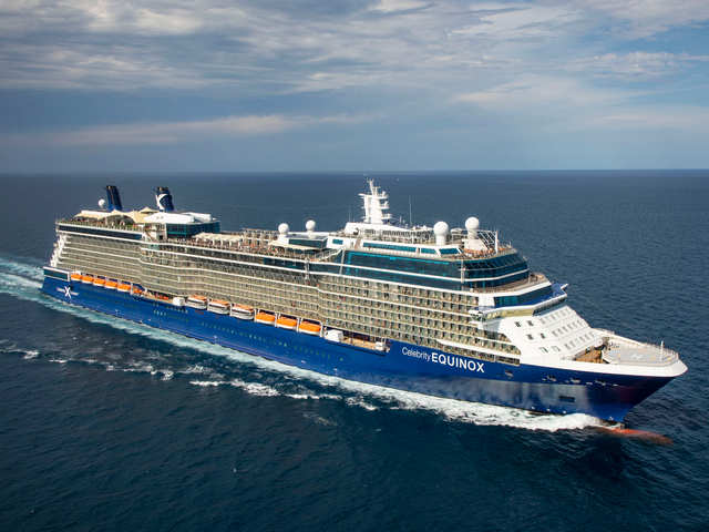 Cruise Ship Carrying 4 People Infected With Coronavirus Docks In Sydney
