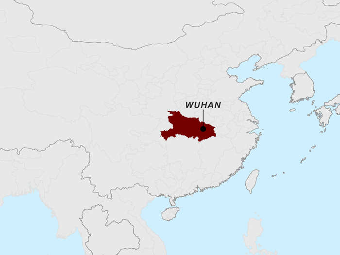 December 31, 2019: Chinese Health officials informed the World Health Organization about a cluster of 41 patients with a mysterious pneumonia. Most were connected to the Huanan Seafood Wholesale Market, a wet market in the city of Wuhan.
