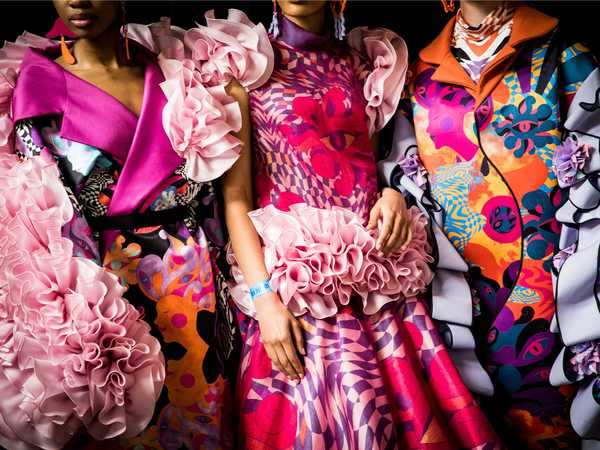 London Fashion Week Will Be A Gender Neutral Event For The First Time In Its Nearly 40 Year History Business Insider India