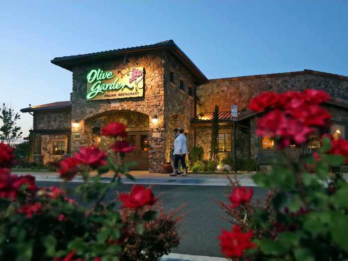 Darden (Olive Garden, LongHorn Steakhouse, and others)