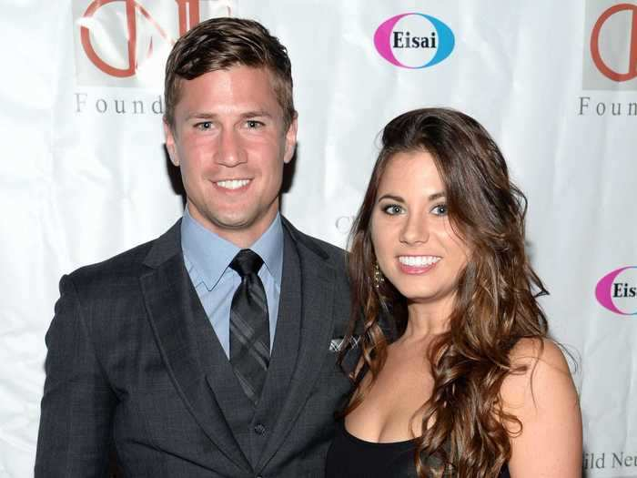 """Drew Kenney and Amy Long began dating a few months after Long was eliminated from """"The Bachelor."""""""