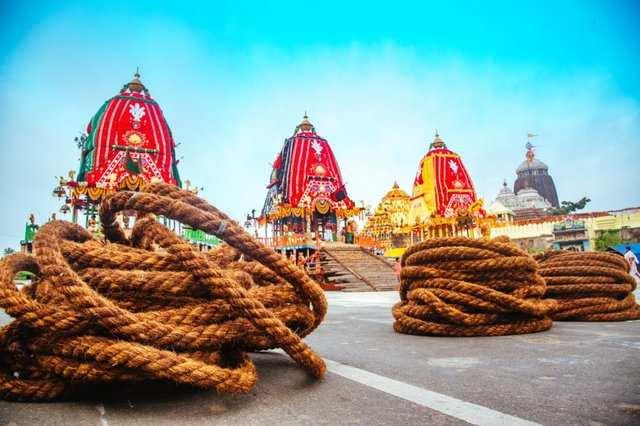 Puri Jagannath Ratha Yatra 2020 Begins    TNILIVE Spiritual News