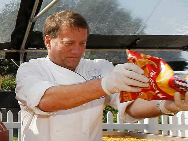 Lay's head flavor researcher has a long history as a restaurant chef.