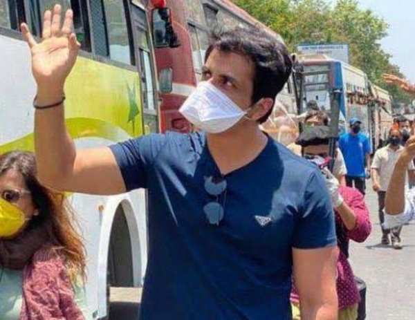 Sonu Sood launches app to help migrants find job opportunities | Business  Insider India