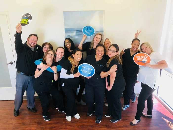 25. Smile Brands is a company that provides comprehensive business support services with affiliate dental groups.