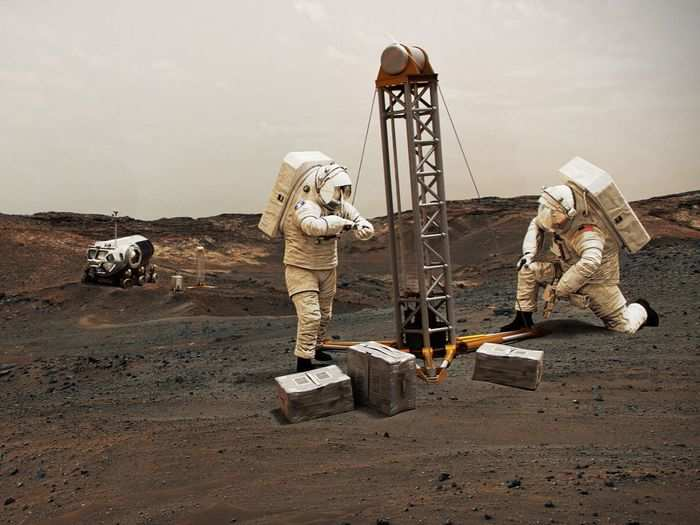 NASA's Mars Perseverance rover has a nuclear power source that won't run out for at least 88 years