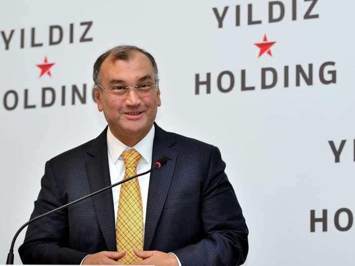 10. Murat Ulker