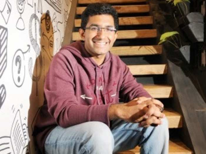 Dr Ritesh Malik, a doctor, angel investor and co-founder of Innov8