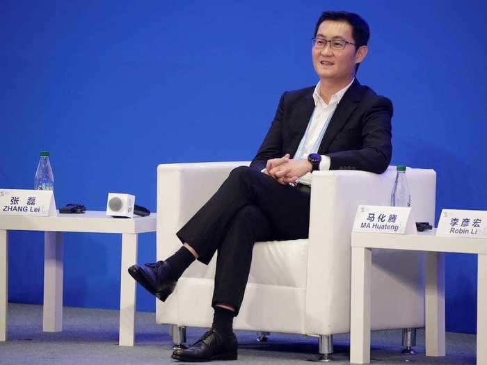 Tencent was founded in 1998 by Ma Huateng — better known as Pony Ma — along with three of his classmates from college and a friend.