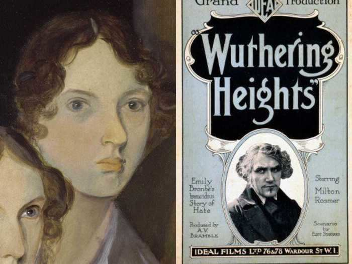"""Emily Brontë died in 1848, just one year after writing her one and only novel, """"Wuthering Heights."""""""