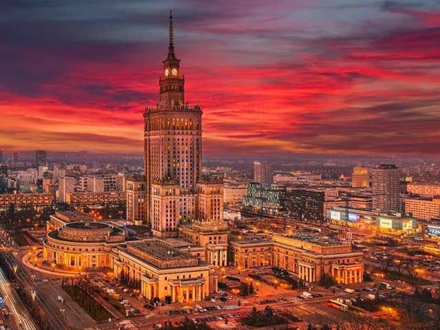 European Warsaw Stage