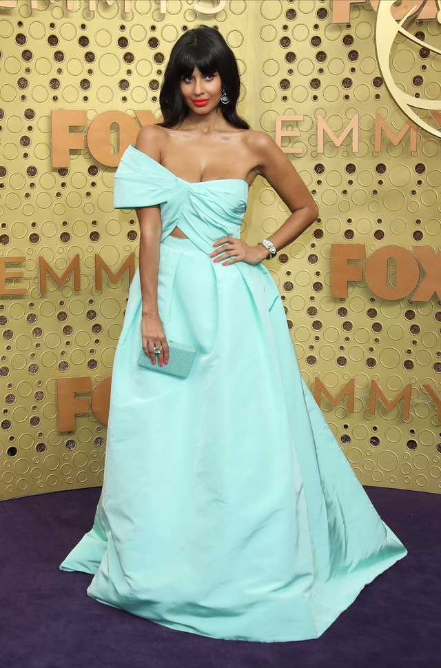 Jameela Jamil from Emmys 2019: Red Carpet Fashion | Nice