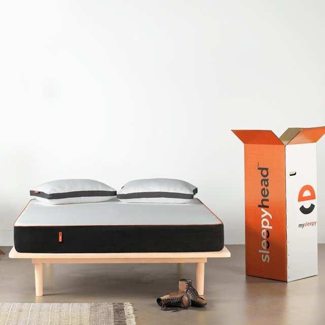 Best Mattresses For Comfort In India, Wakefit Orthopaedic Memory Foam Mattress Queen Bed Size