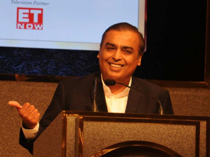 Mukesh Ambani
