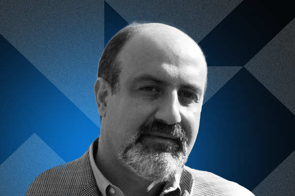 Nassim Taleb portrait photo