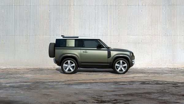 JLR launches iconic Land Rover Defender in India at ₹73.98 ...