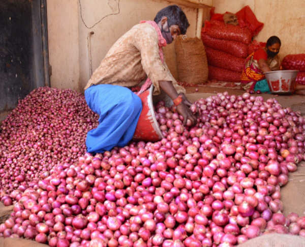 Here U2019s Why Onion Prices Have Surged To Nearly  U20b9100  Kg