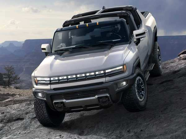 GM's revival of the Hummer as an all-electric halo car is ...