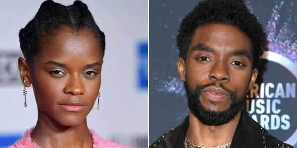 'Black Panther 2' is set to start filming in July 2021, and fans are speculating that Letitia Wright could take the lead role