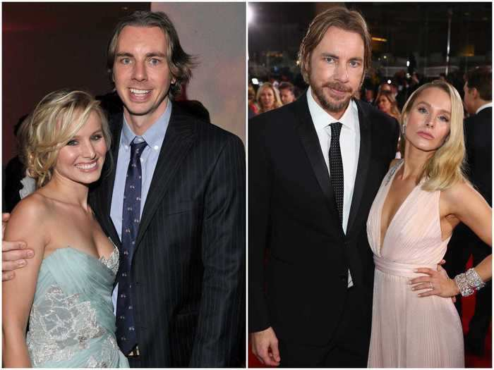 Dax Shepard and Kristen Bell have been together for more than 13 years.
