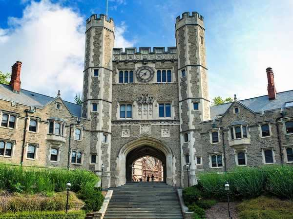 Blair Hall at Princeton University.Loop Images/ UIG/ Getty Images.