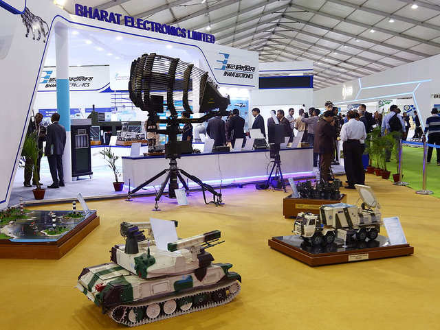 3. Over ₹1,000 crore defence procurement contract with Bharat Electronics for modern radio systems