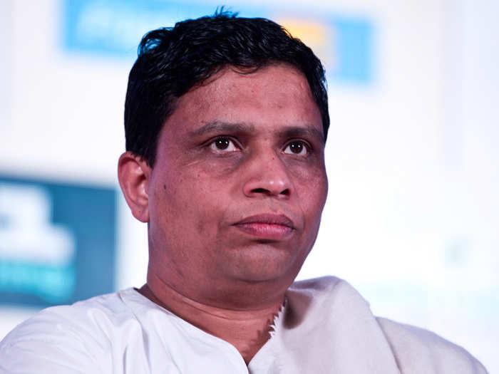 Acharya Balkrishna — $3.6 billion