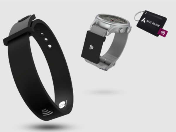 After SBI, Axis Bank launches its own line of wearable payment devices that  only cost $10 a piece | Business Insider India