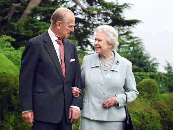 Prince Philip has died at age 99. Here's what happens next ...