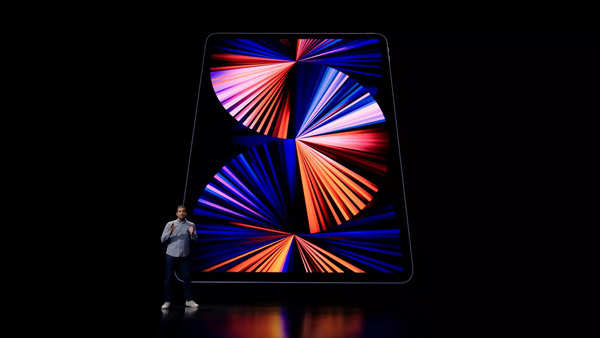 Tim Cook hints Apple's new iPad Pro and iMac with M1 chip ...