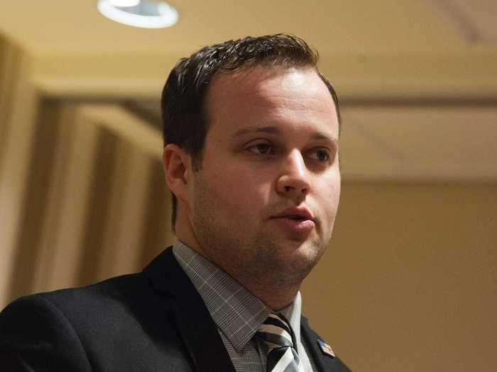 """Molestation accusations against former """"19 Kids and Counting"""" reality star Josh Duggar led to the show's cancellation after 15 seasons."""