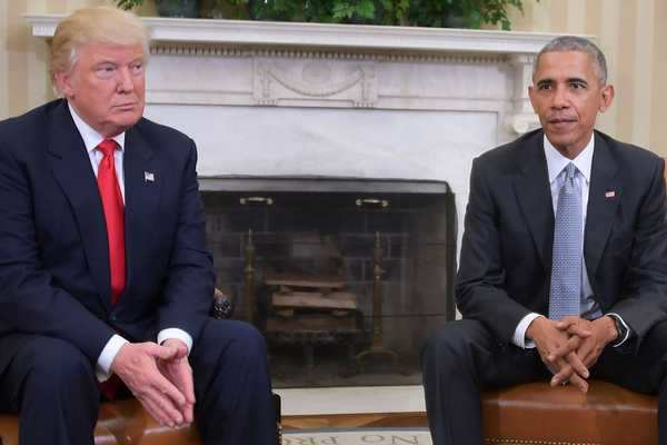 Obama called Trump a 'corrupt motherf---er,' a 'racist, sexist pig,' and a 'f---ing lunatic,' a new book reportedly says