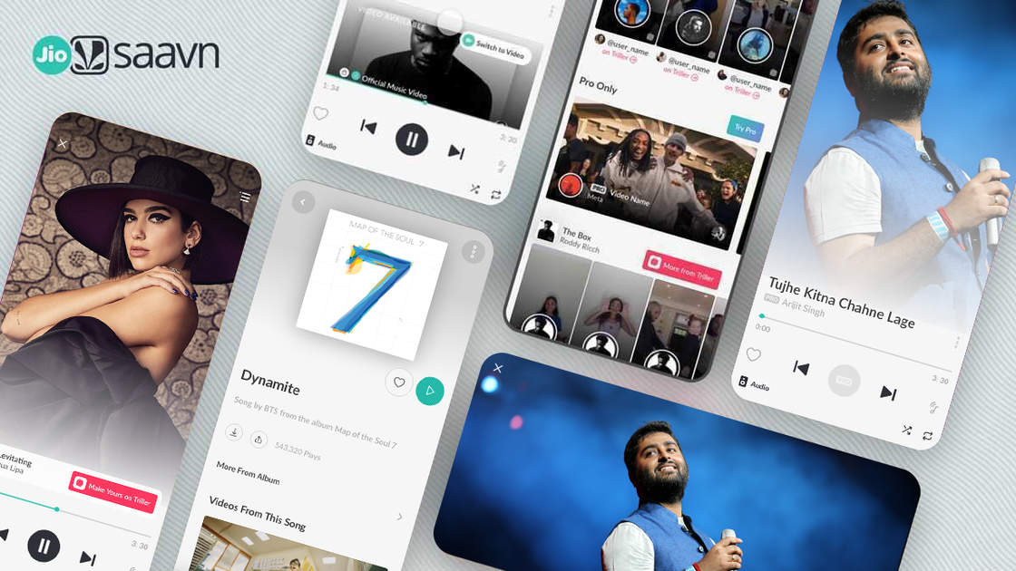 JioSaavn launches JioSaavnTV to offer curated music video experience with video playlists