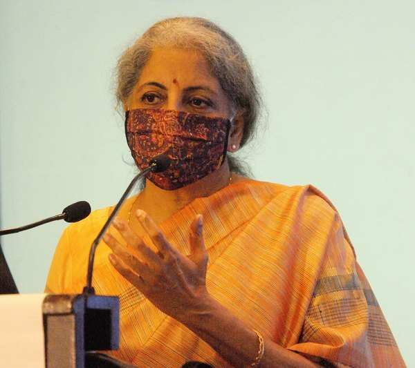 India's new crypto regulations are ready for the Monsoon session of  Parliament, according to Sitharaman