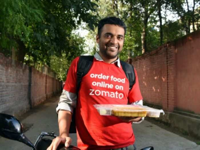 Zomato hits the public markets, oversubscribed by 38 times