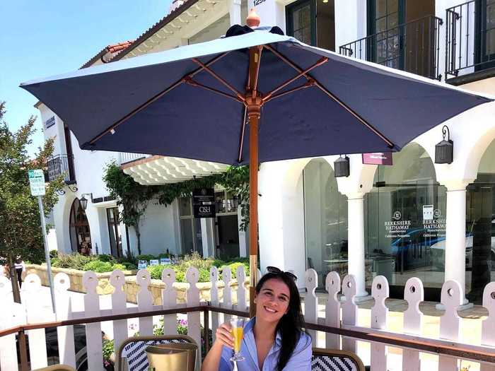 I recently spent the night in Montecito, the Santa Barbara town that Meghan Markle and Prince Harry now call home.
