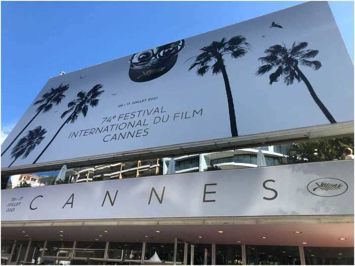 Cannes is synonymous with the Cannes Film Festival, and so it proved when I stayed in the town last week for four days to cover the festival for Insider.