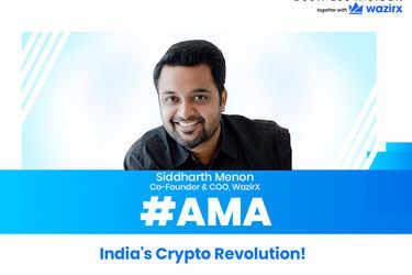India's crypto revolution!