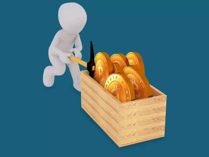 Mining for coin